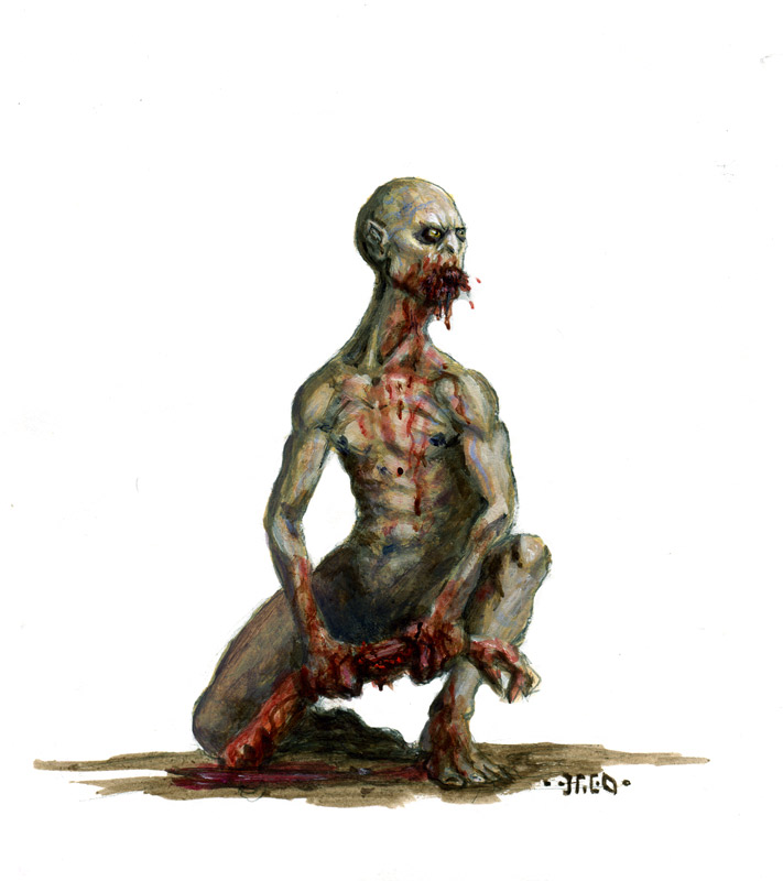 Ghoul by Nordheimer