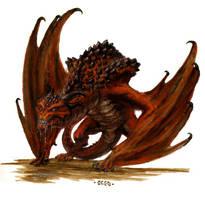 Dragon by Nordheimer