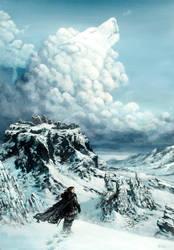 Jon Snow by Nordheimer