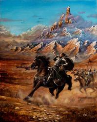 Captain of Gondor by Nordheimer