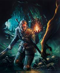 Geralt De Rivia by Nordheimer