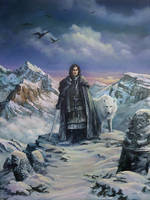Jon Snow by Nordheimer