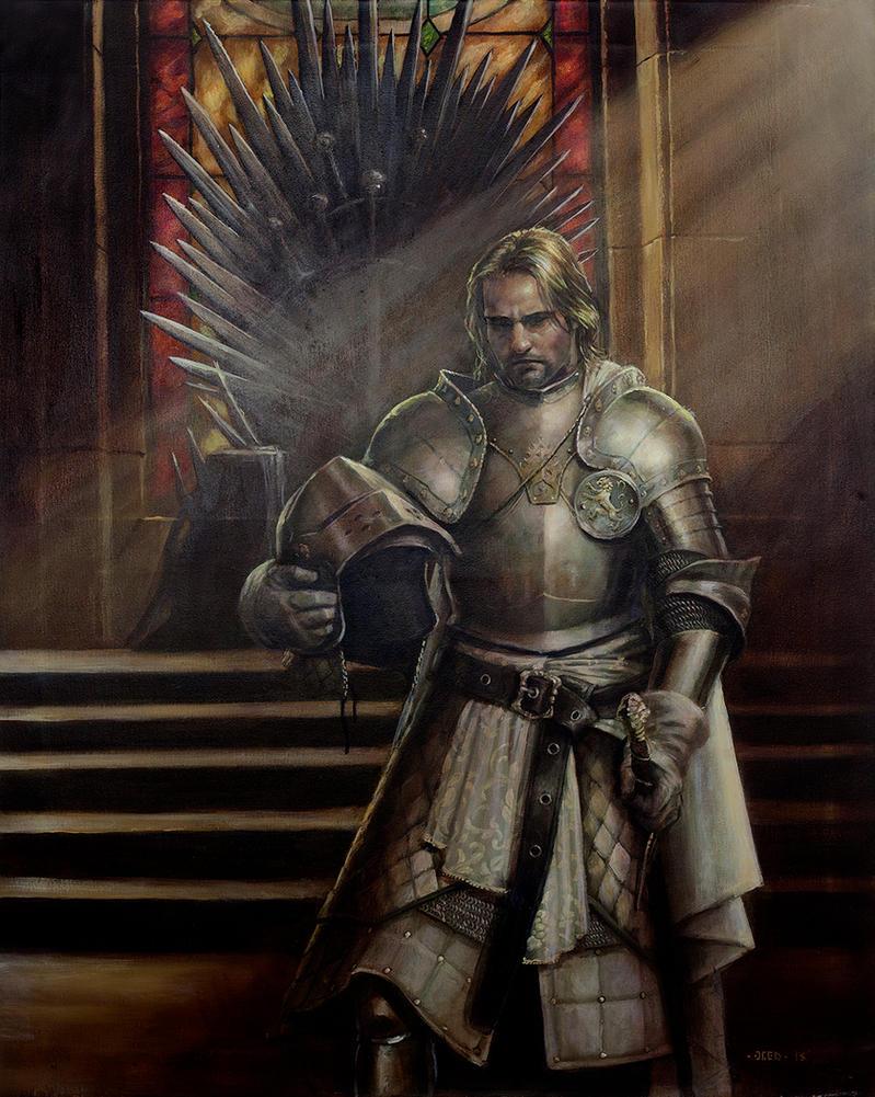 Jaime Lannister by Nordheimer