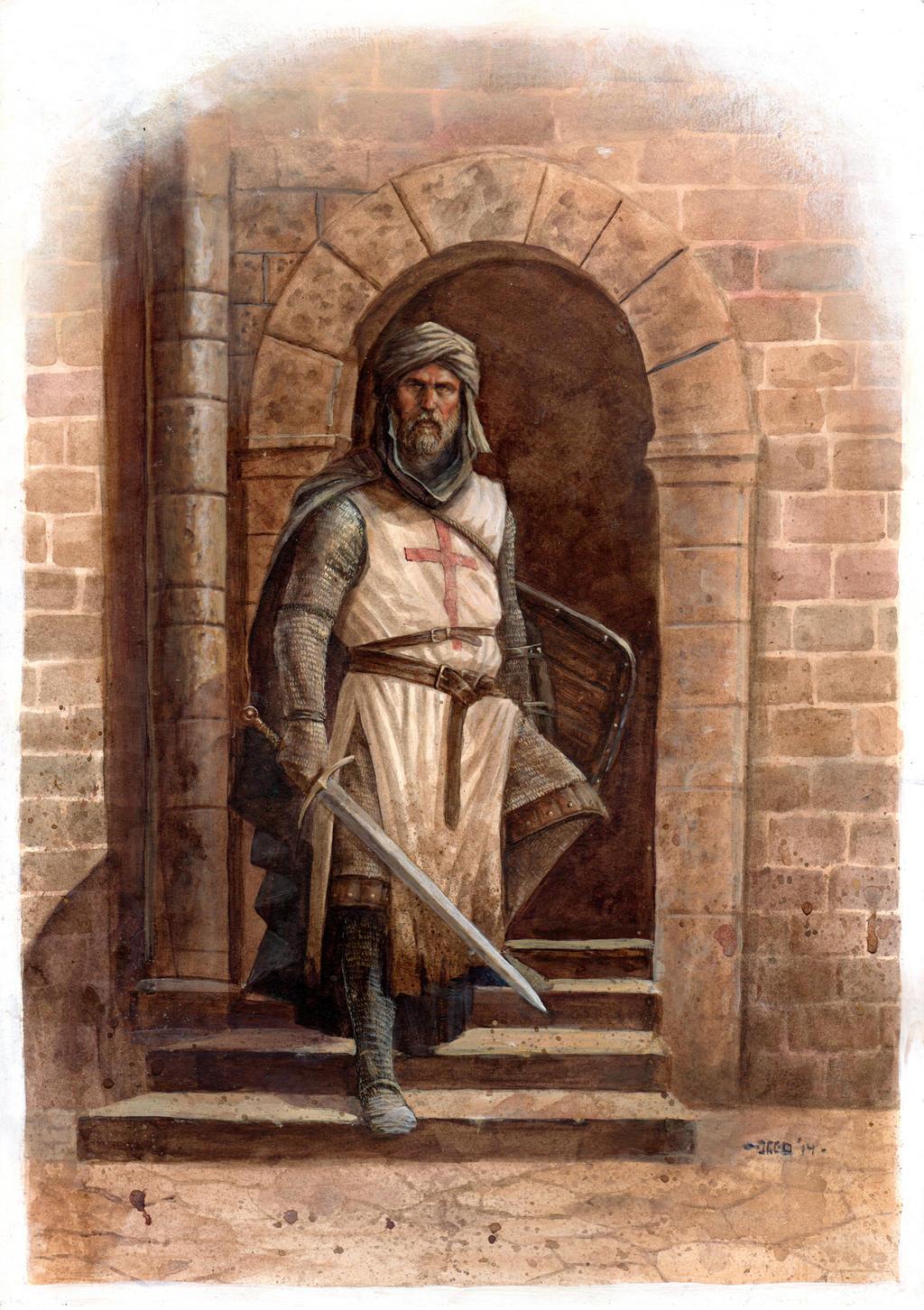Crusader by Nordheimer