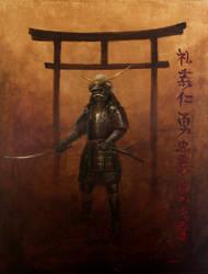 Samurai by Nordheimer