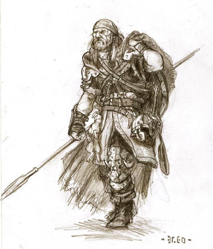Mercenary by Nordheimer