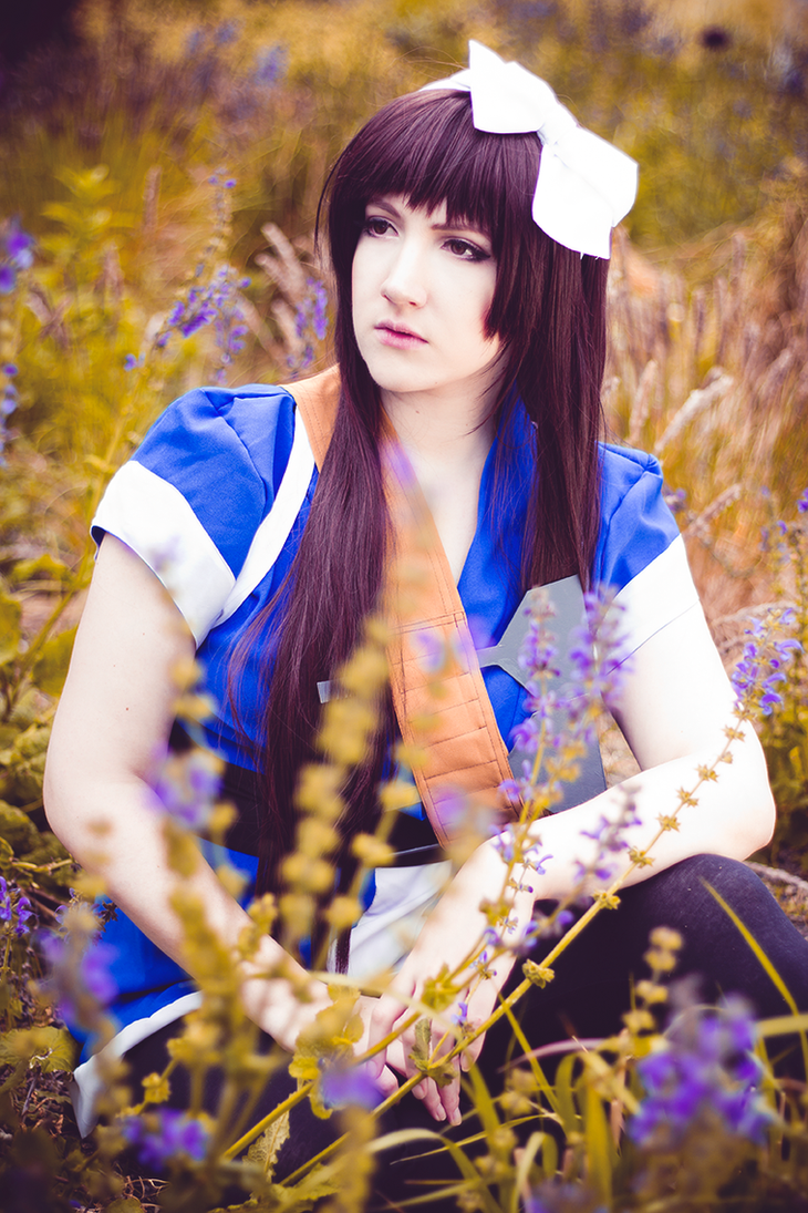 Ukyo Ranma 1/2 by neeevi