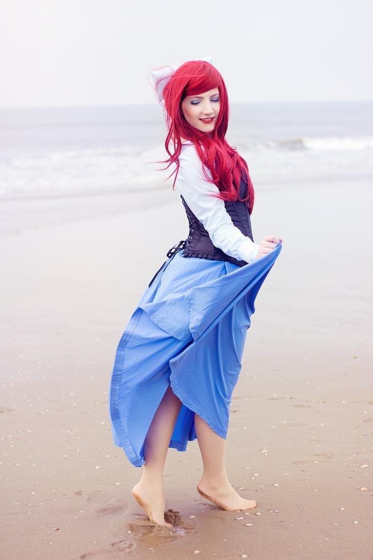 The Little Mermaid by neeevi