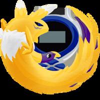Renamon Firefox Icon