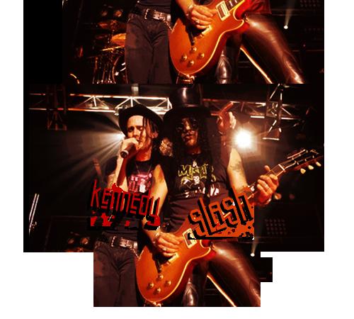 Slash and Myles Kennedy by maydin08