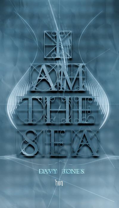 I Am The Sea by maydin08