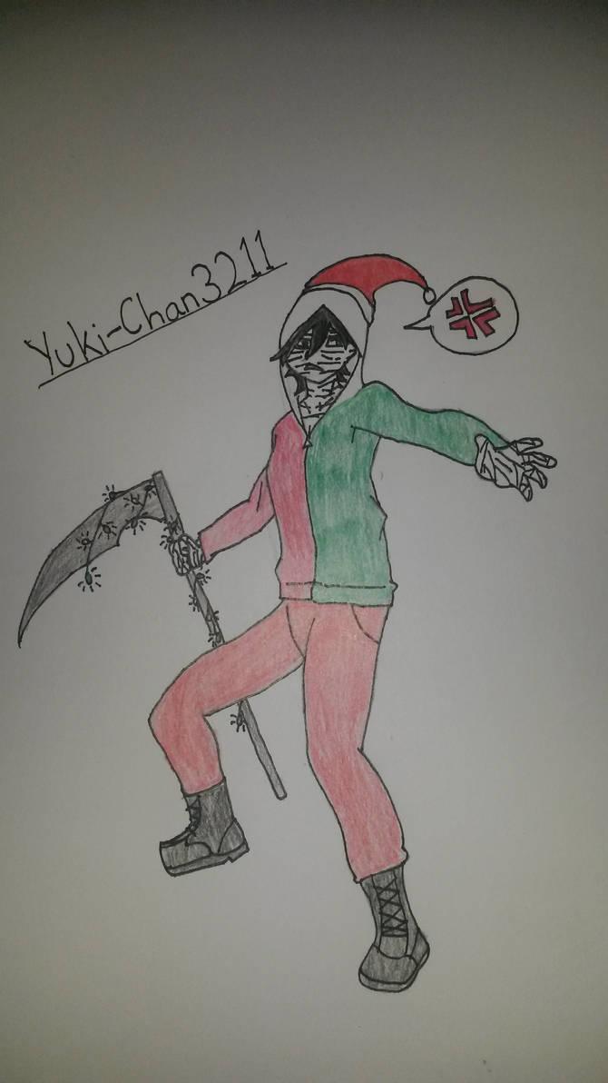 Christmas Zack