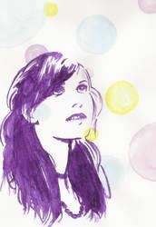 Autoportrait version 1