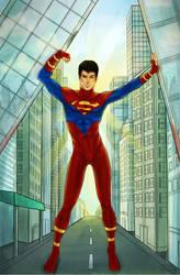 SuperboyAndHisShiningCity