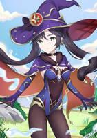 [Genshin Impact] Mona by pan125543951