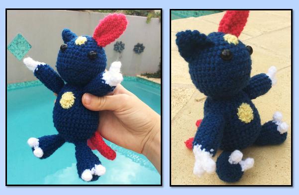 Sneasel Pokemon Crochet Pattern By Skittlelittle On Deviantart