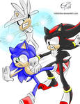 Sonic Shadow Silver Request