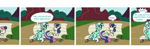 Lyra and Bon-Bon #2 - Impressions