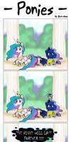 Ponies #1 - Prank