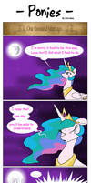Ponies #2 - An ancient tale