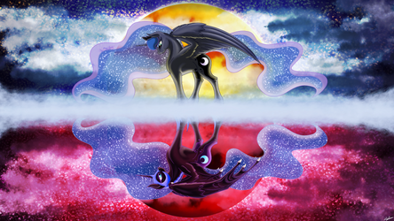 Reflection by Will-Owl-the-Wisp