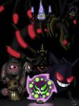 [Pokemon] Ghosts!!