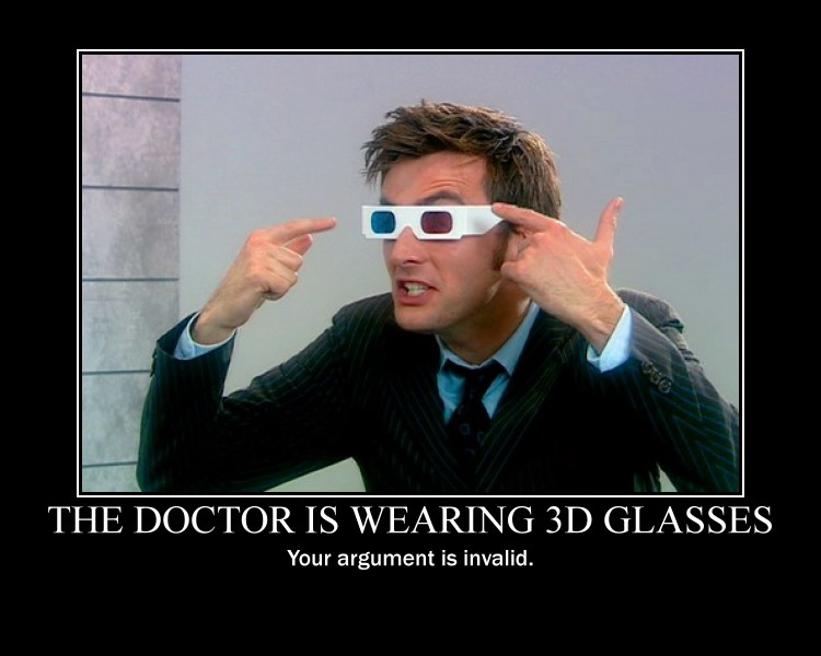 BBC to end 3D TV experiment with 'Doctor Who' special later this