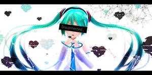 Disconnected. by aHaru
