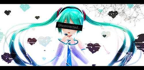 Disconnected.