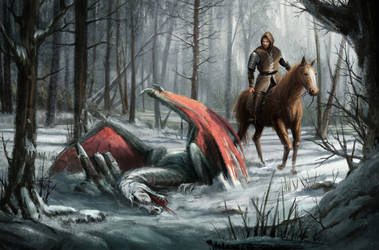 Hunting by Sigarth
