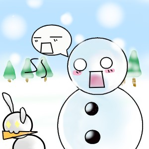 Snowman by ForbiddenImmortality
