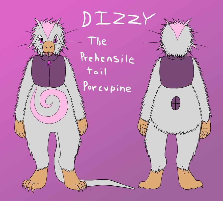 Dizzy Reff by goomzz