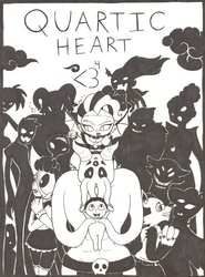 Quartic Heart Cover by goomzz