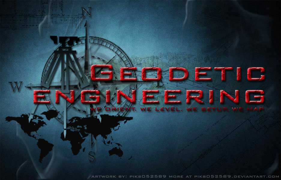 Geodetic Engineering by piks052589