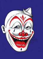Clown by lindahellyes