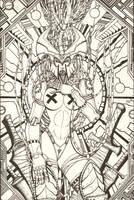 Athena by c-crain