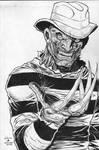 Freddy kreuger inks