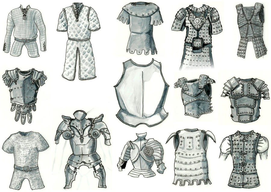 armor by Kluwe on DeviantArt