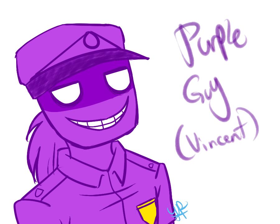 Fnaf purple guy by cookiesnlazars on deviantart