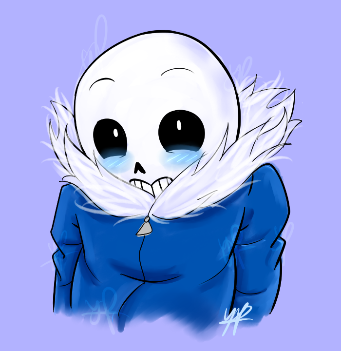 Undertale: Floofy by YanderePrime