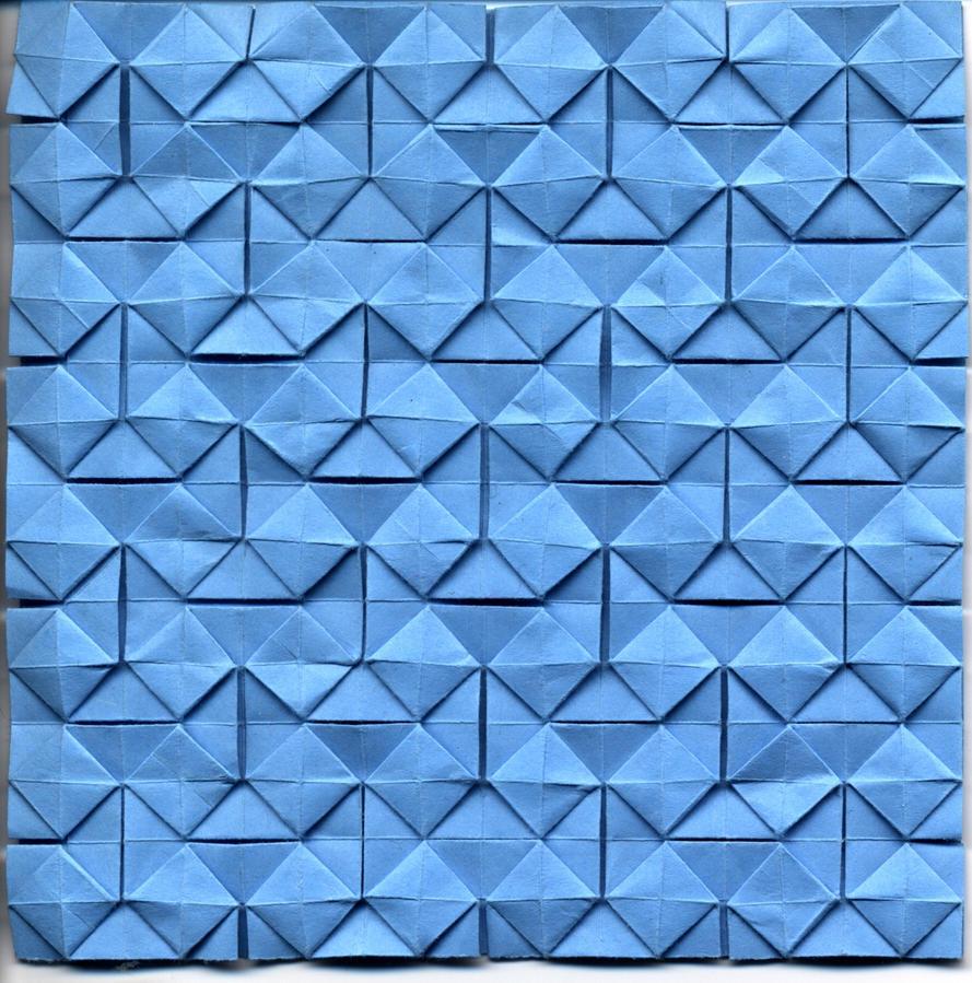 Teselacion de cuadritos I by MCS1992