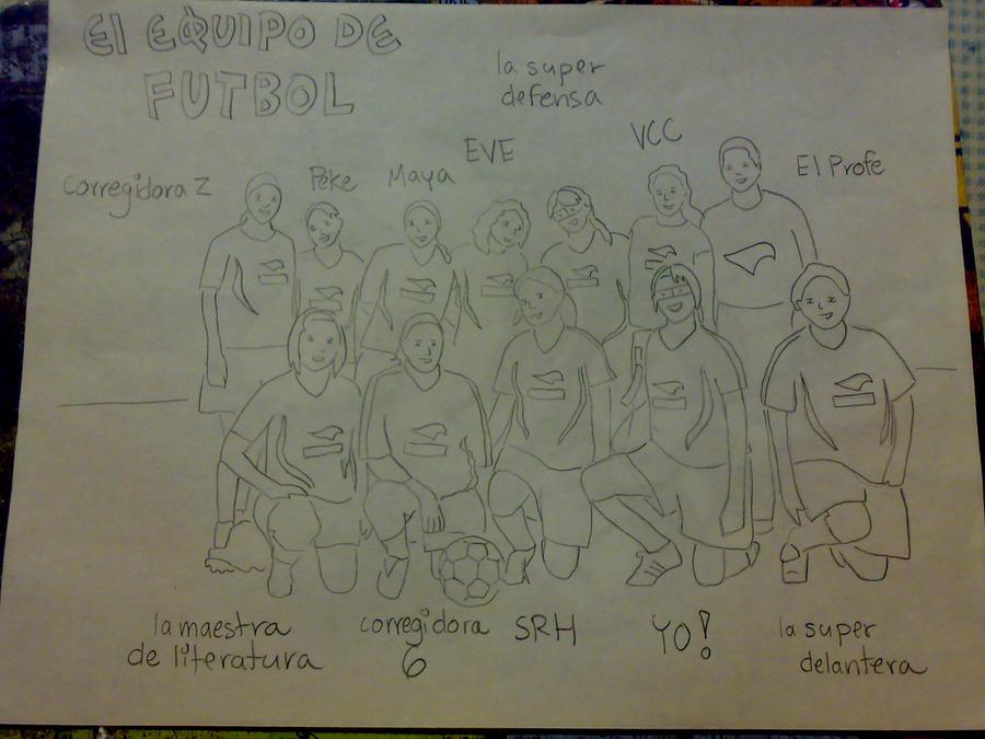 El Equipo de Futbol by MCS1992