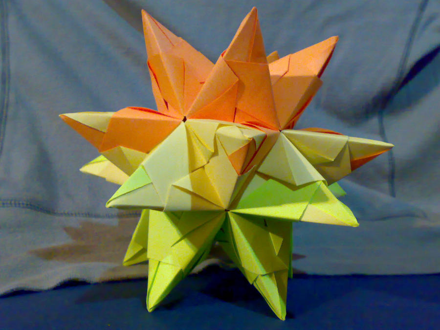 Kusudama by MCS1992