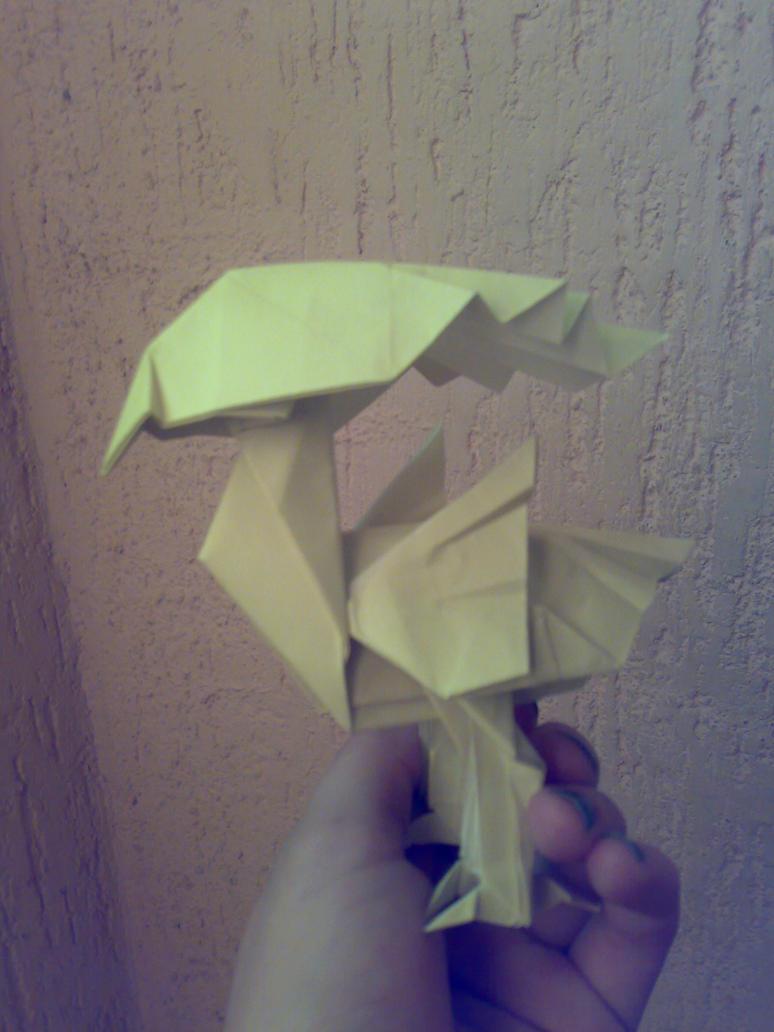Yellow Bird by MCS1992