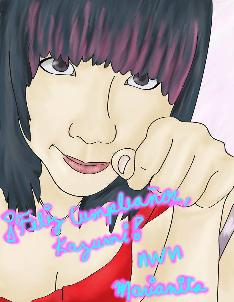 Happy Birthday by MCS1992