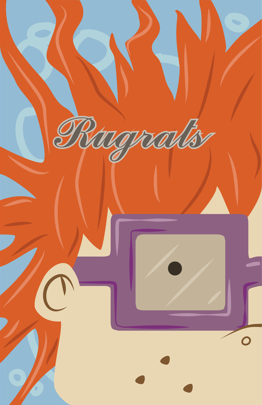 Rugrats by MCS1992