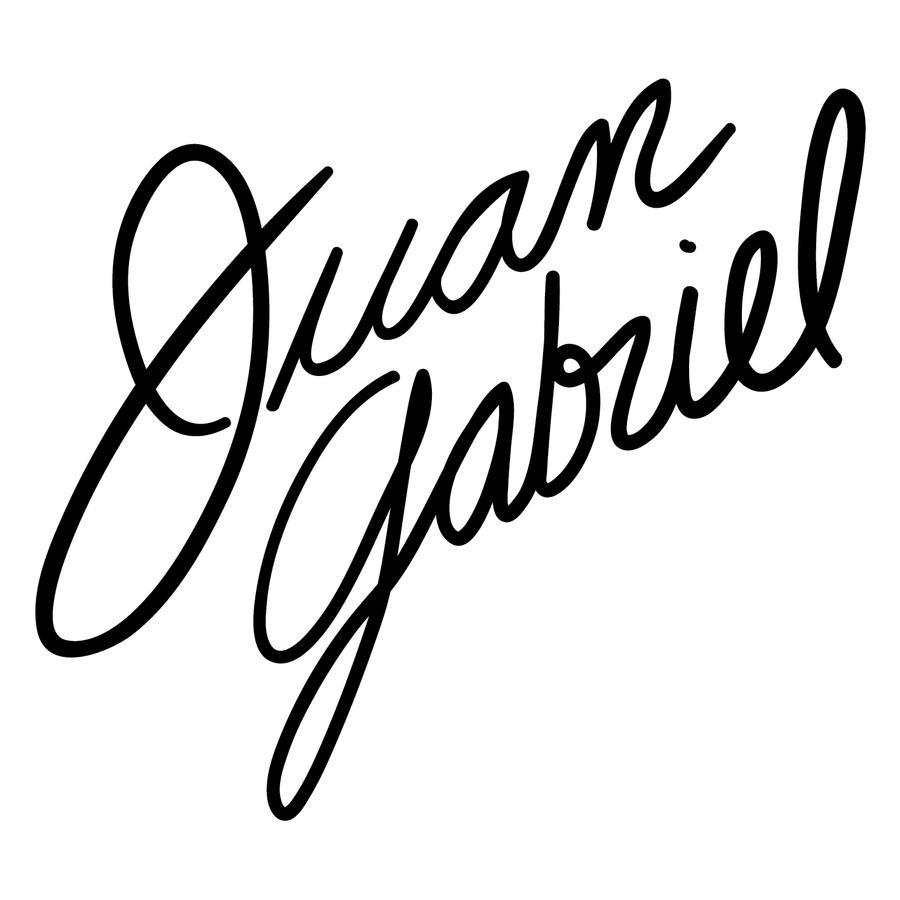 Juan Gabriel Logotipo