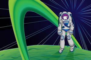 Astronauta by MCS1992