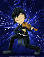 Violinista by MCS1992