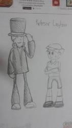 Layton and Luke